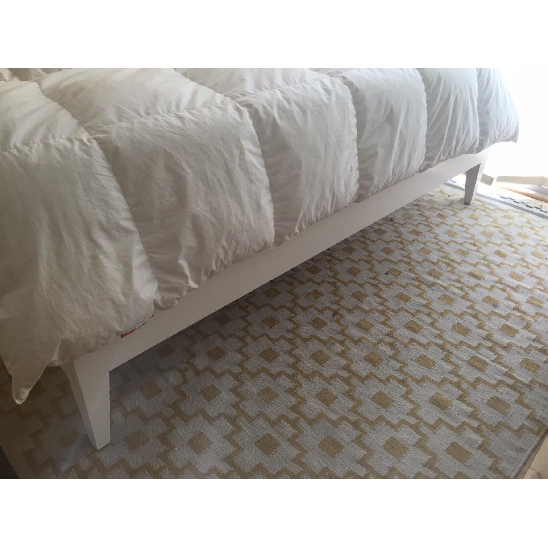 West Elm Narrow Leg King Size Bed - image-5