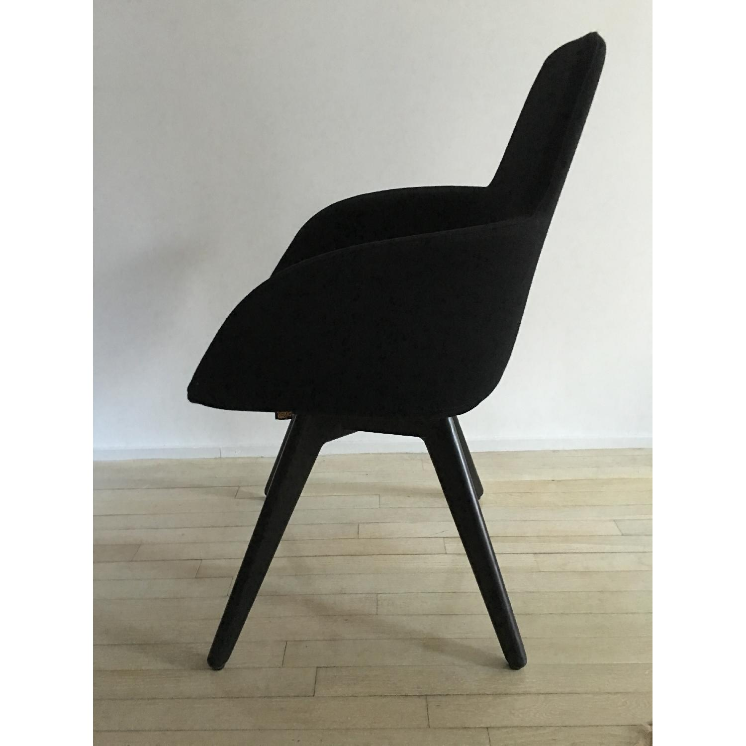 Tom Dixon High Back Scoop Chairs - 2 Available - image-4