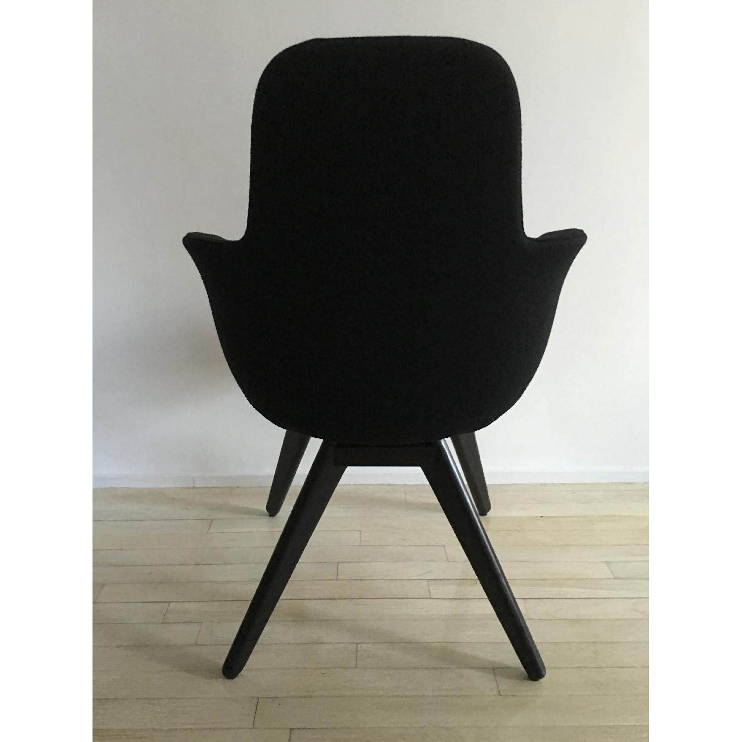 Tom Dixon High Back Scoop Chairs - 2 Available - image-5