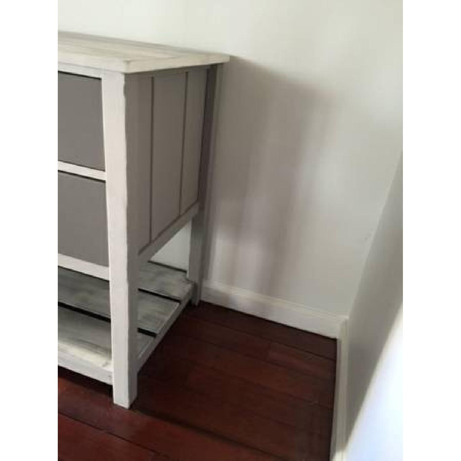 White & Gray Dining Room Sideboard - image-2