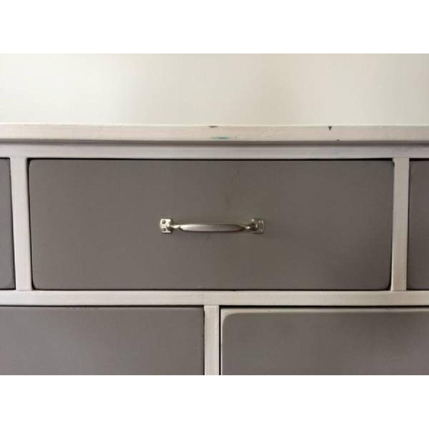 White & Gray Dining Room Sideboard - image-3