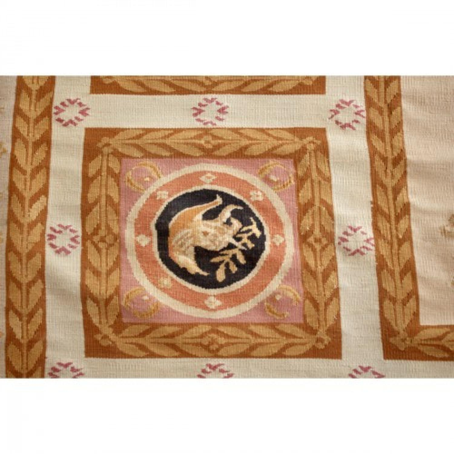 ABC Carpet & Home Hand Tied Woven Rug - image-5
