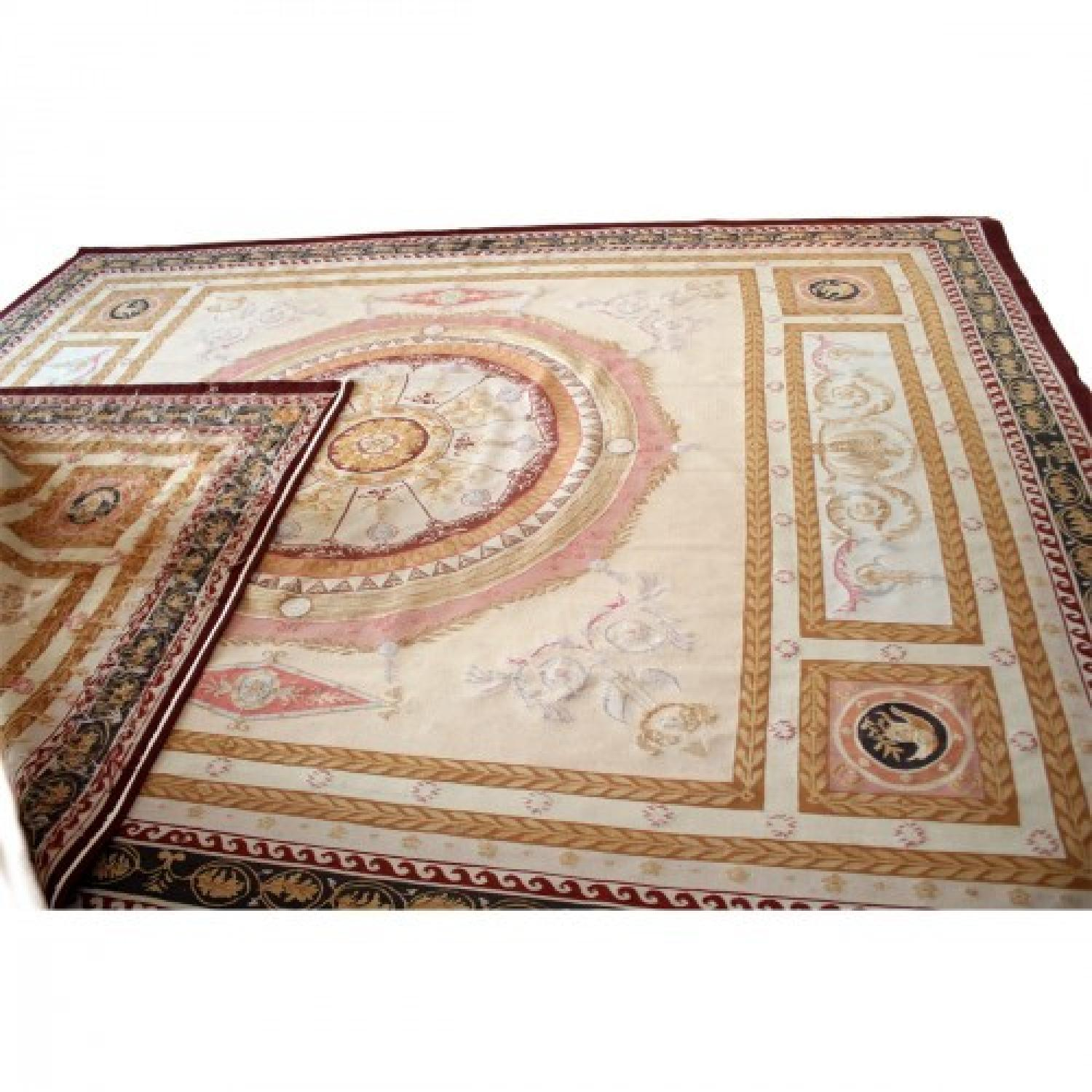 ABC Carpet & Home Hand Tied Woven Rug - image-0