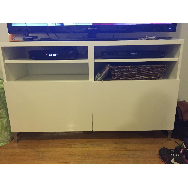 Ikea Besta TV Stand - image-1