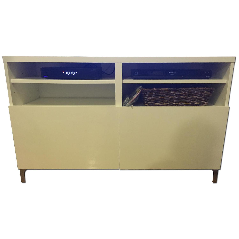 Ikea Besta TV Stand - image-0
