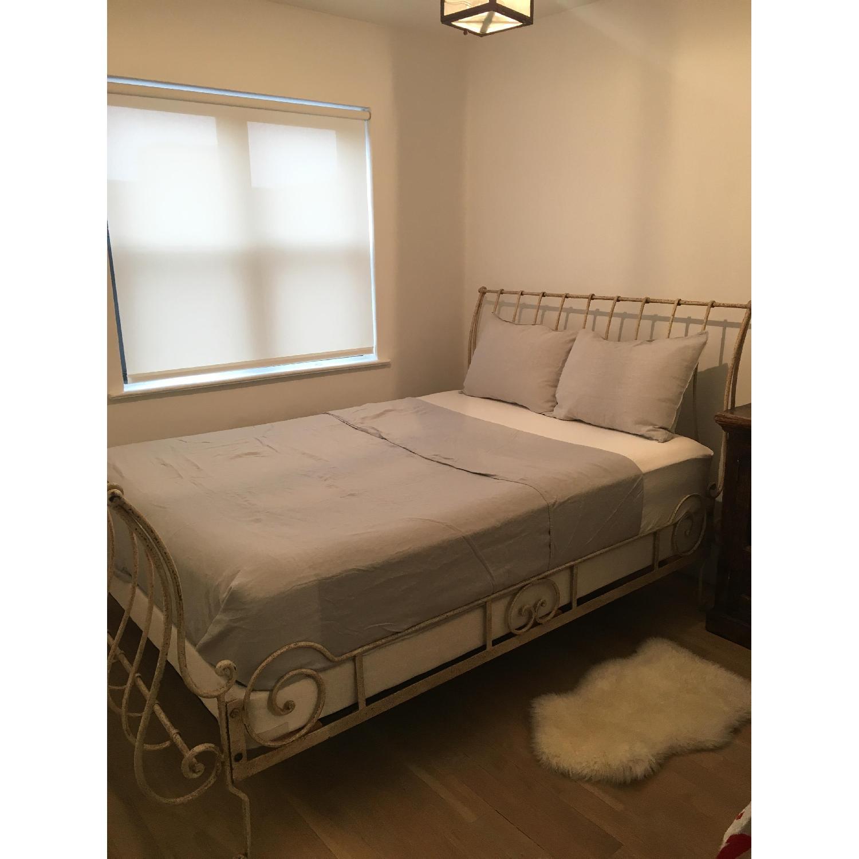 Paris Sleigh Bed - image-1