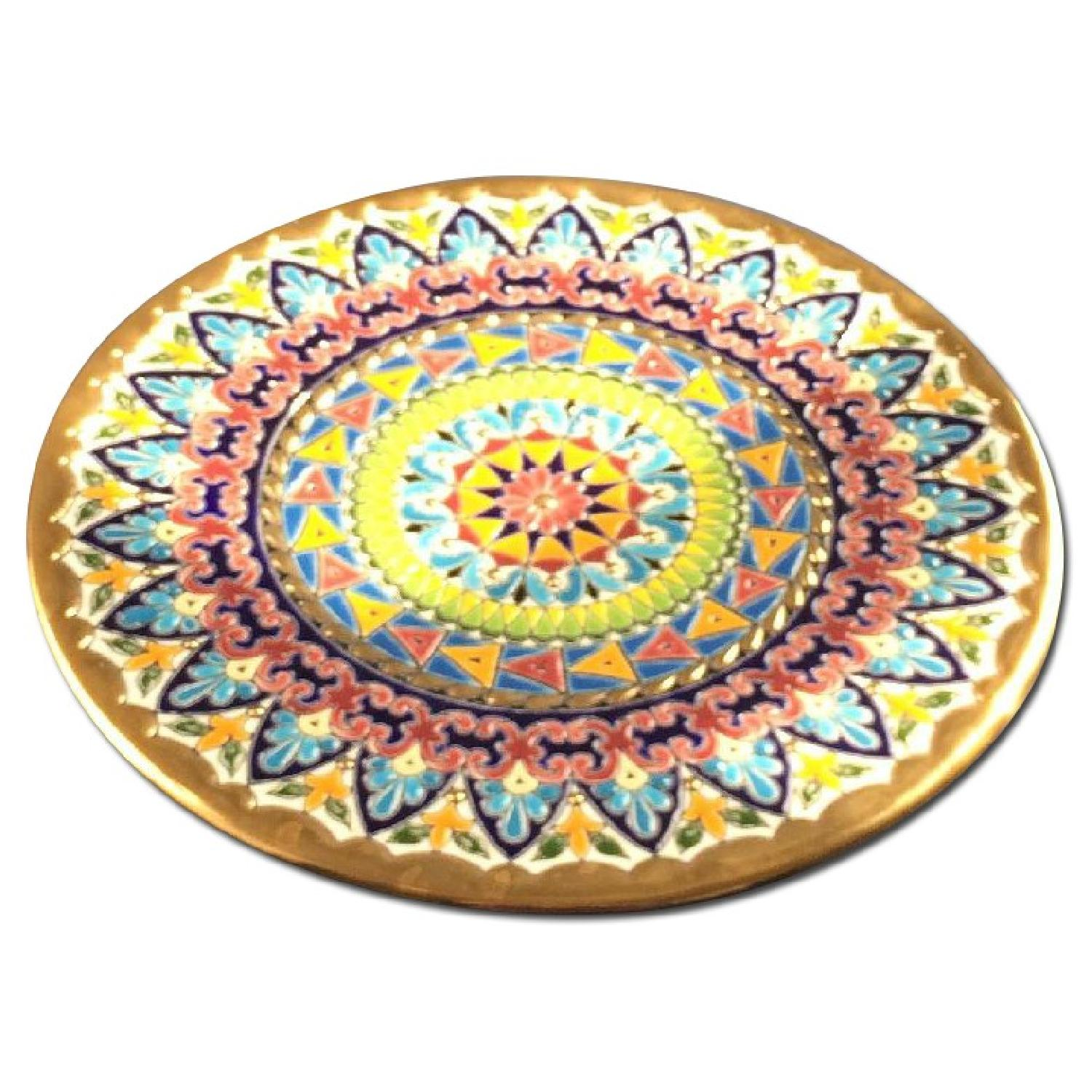 Artisanal Hand-Crafted Plate from Barcelona - image-0
