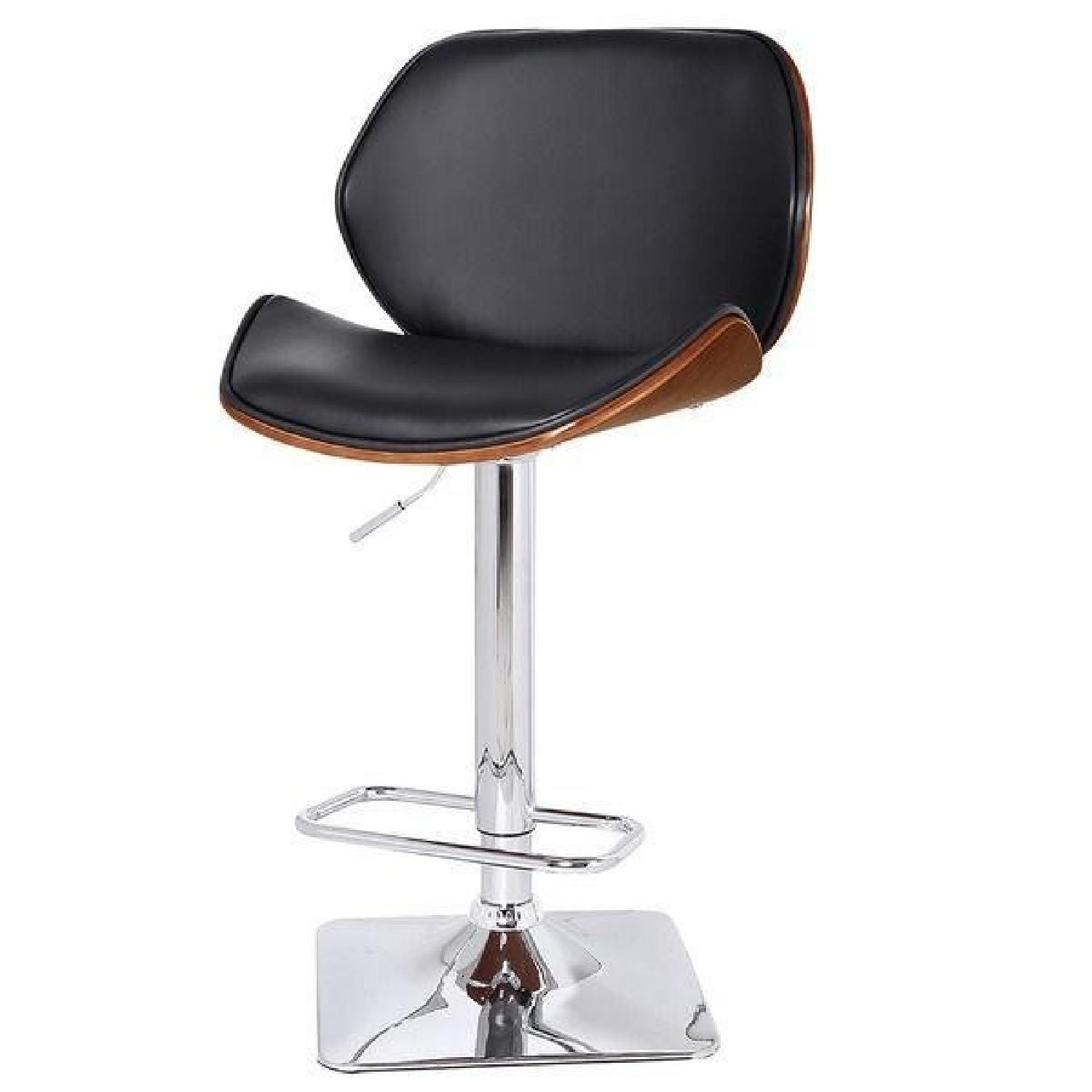Adjustable Bar/Counter Height Stools - Pair - image-1