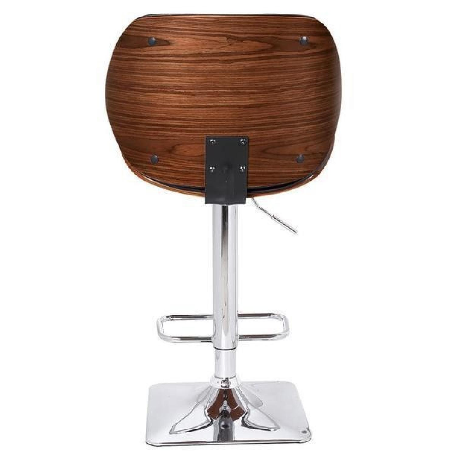 Adjustable Bar/Counter Height Stools - Pair - image-2