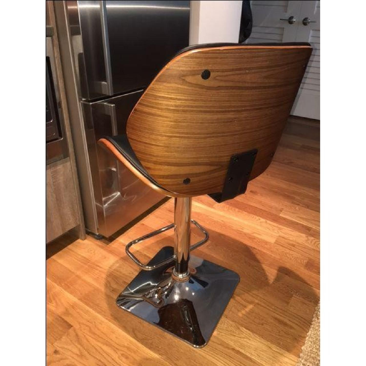 Adjustable Bar/Counter Height Stools - Pair - image-3