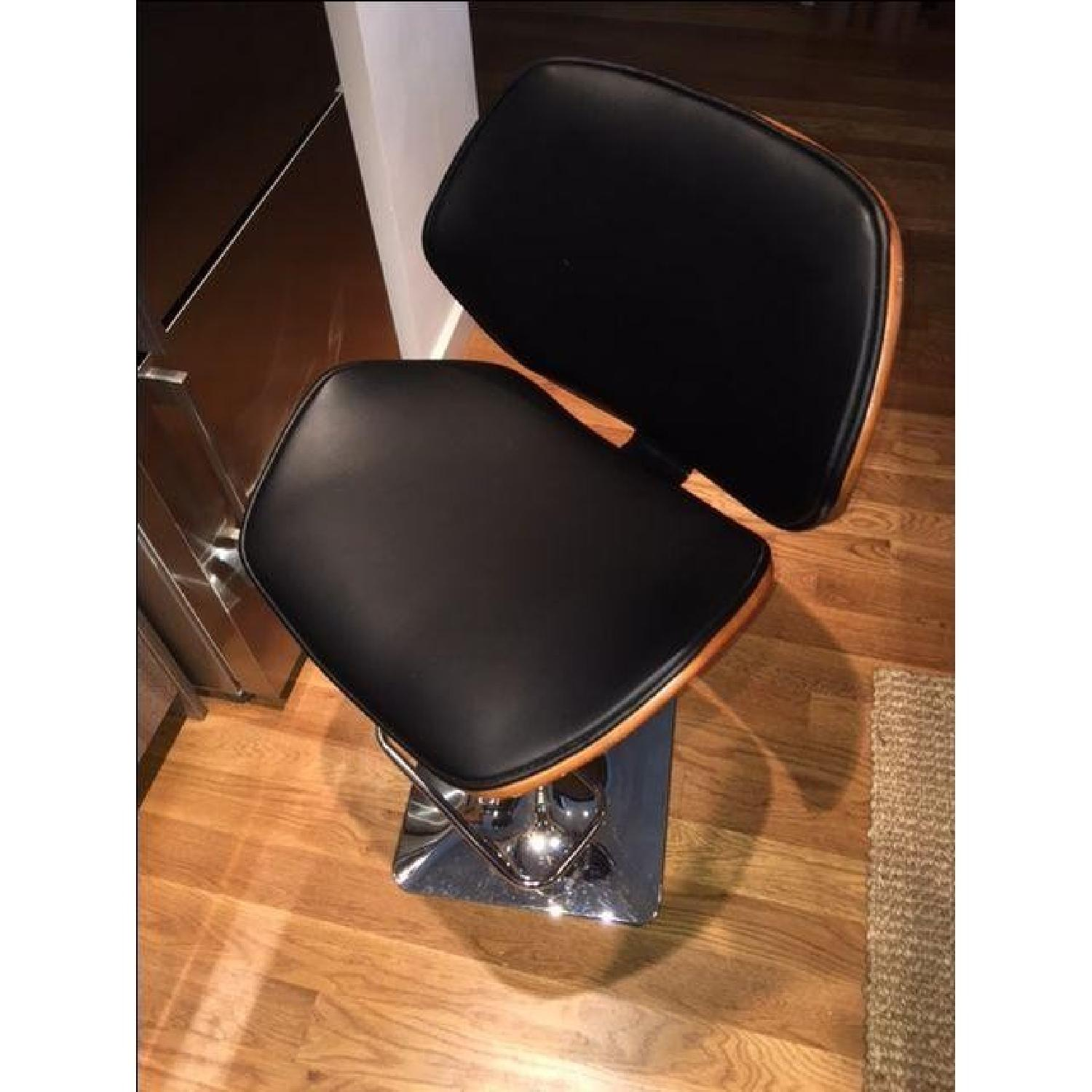 Adjustable Bar/Counter Height Stools - Pair - image-6