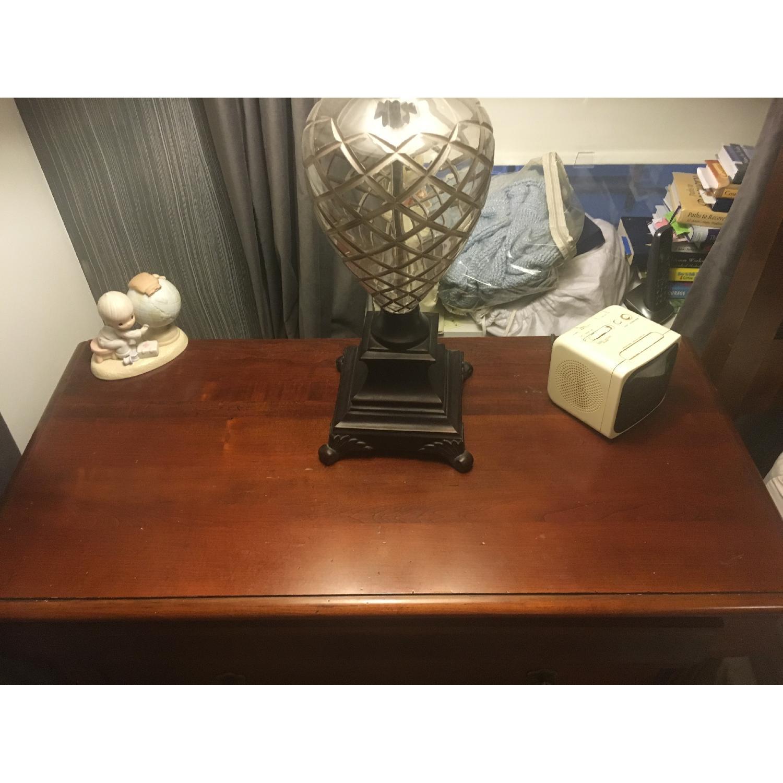 Ethan Allen 2 Daryn Side Tables - Pair - image-1