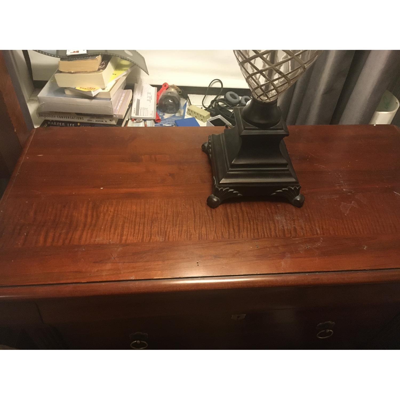 Ethan Allen 2 Daryn Side Tables - Pair - image-4