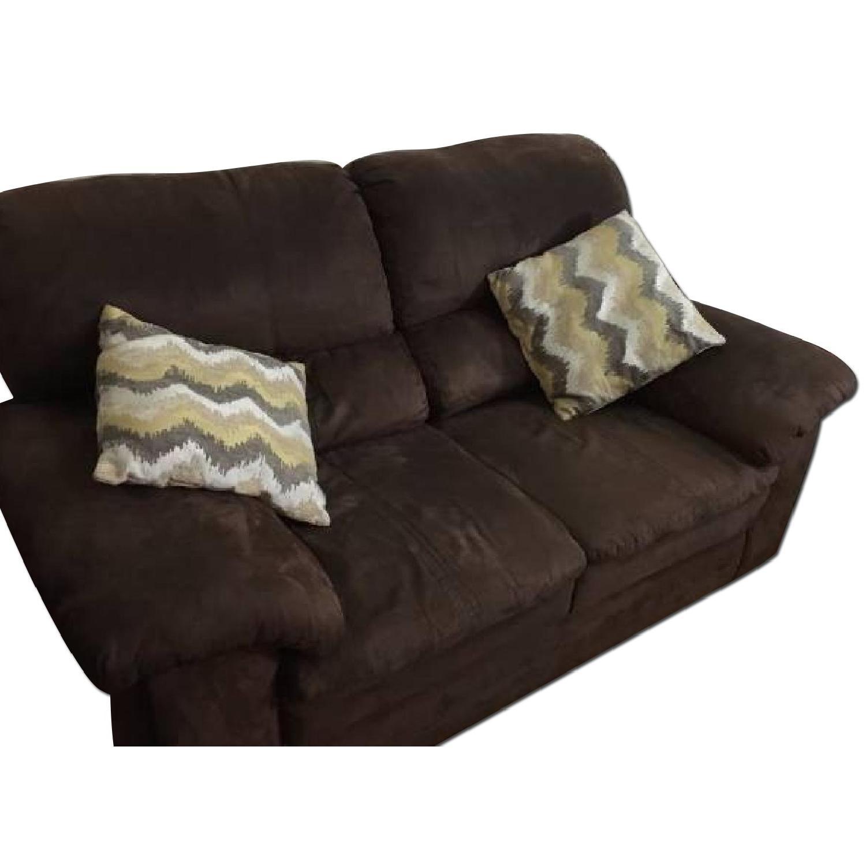 Bob's Sleeper Sofa + Loveseat - image-4