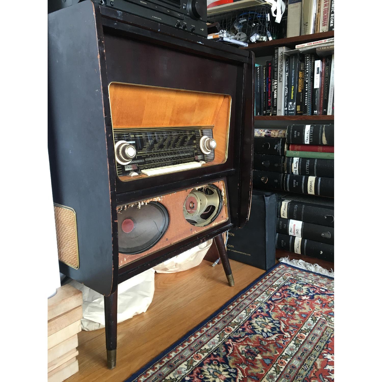 Vintage Console Radio - image-2
