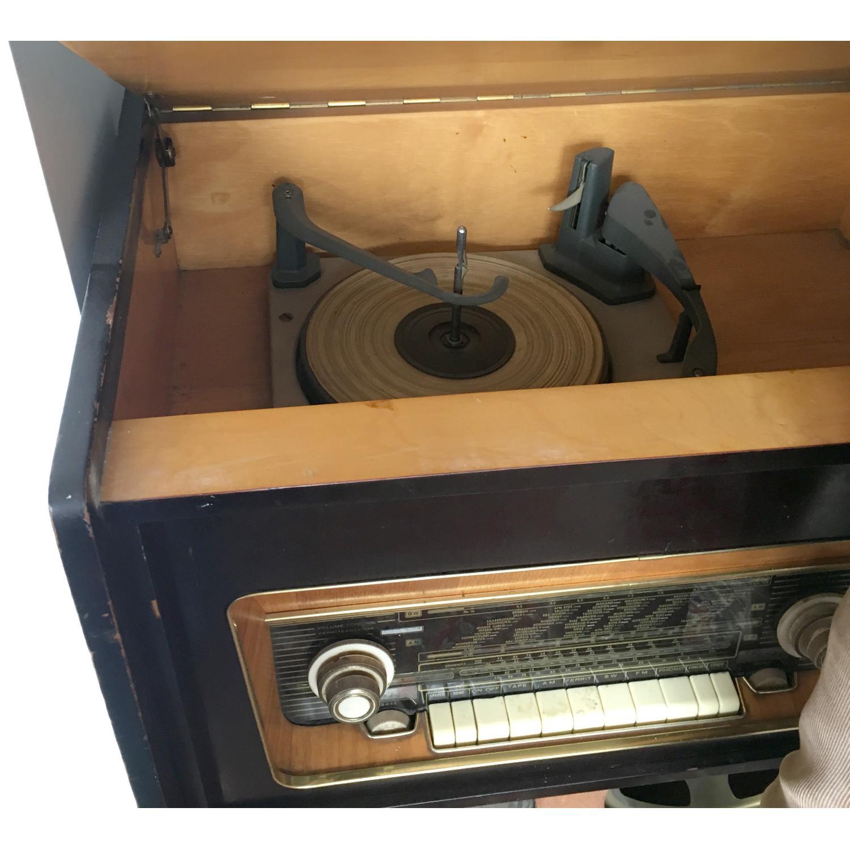 Vintage Console Radio - image-3