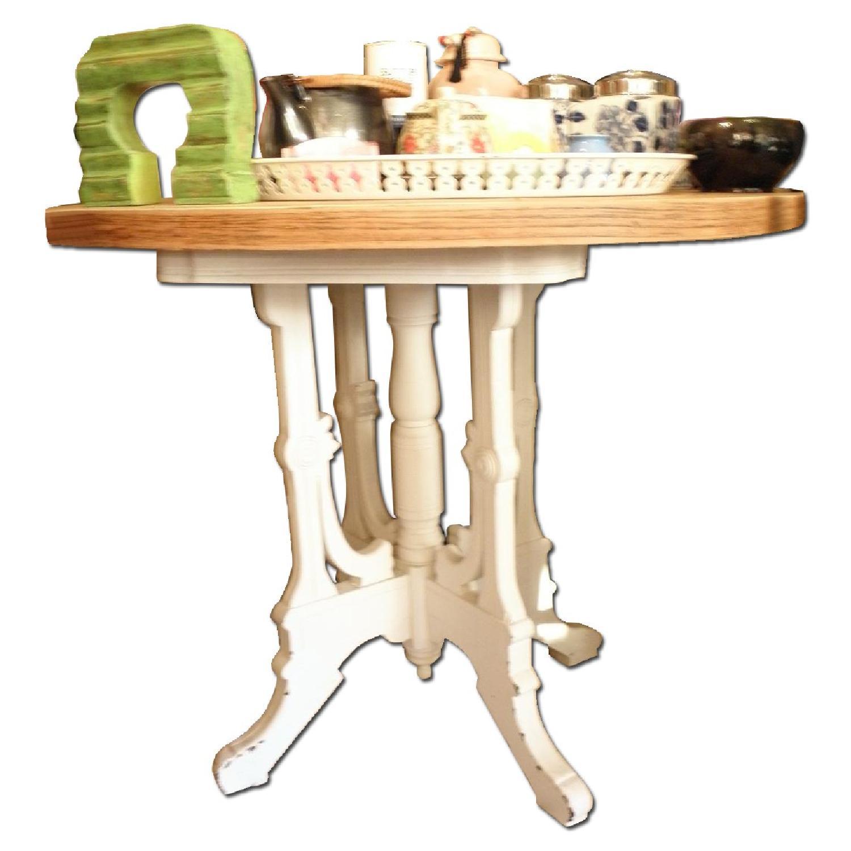 Chic Vintige Round Table - image-3