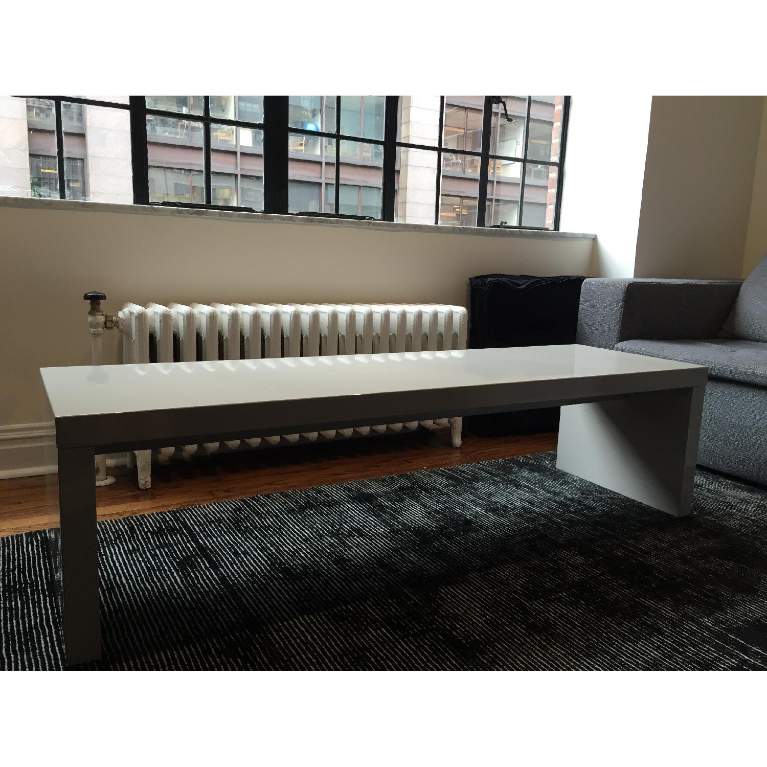 CB2 Coffee Table/Bench - image-6