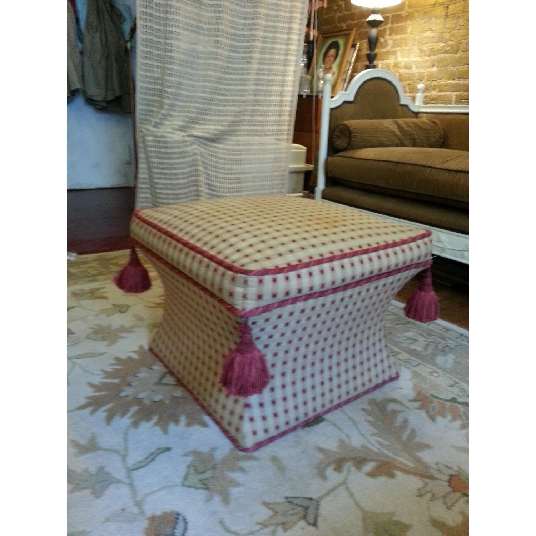 Baker Furniture Ottoman - image-1