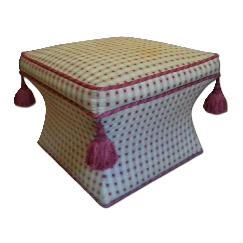 Baker Furniture Ottoman - image-0