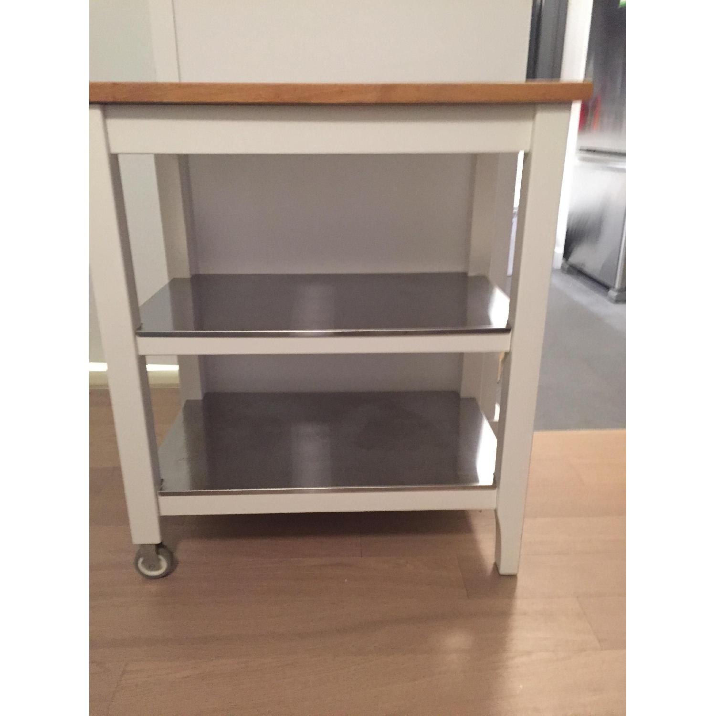 Ikea Stenstorp Kitchen Cart - image-2