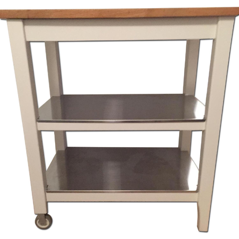Ikea Stenstorp Kitchen Cart - image-0