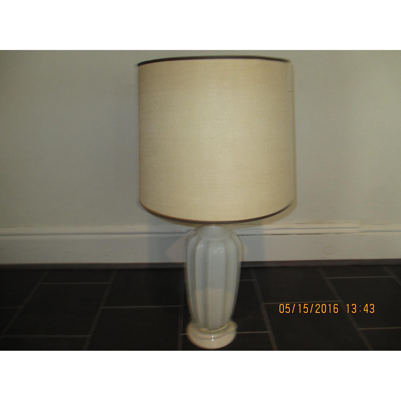 Ceramic Table Lamp - image-1