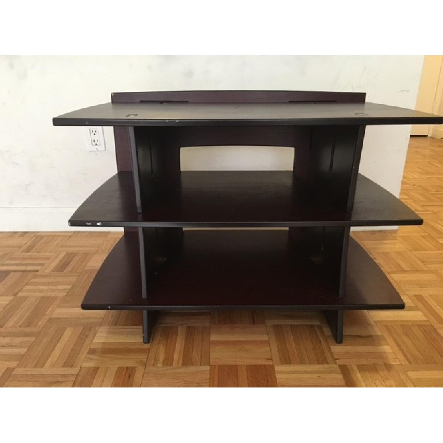 Pier 1 Collapsible TV Stand - image-1