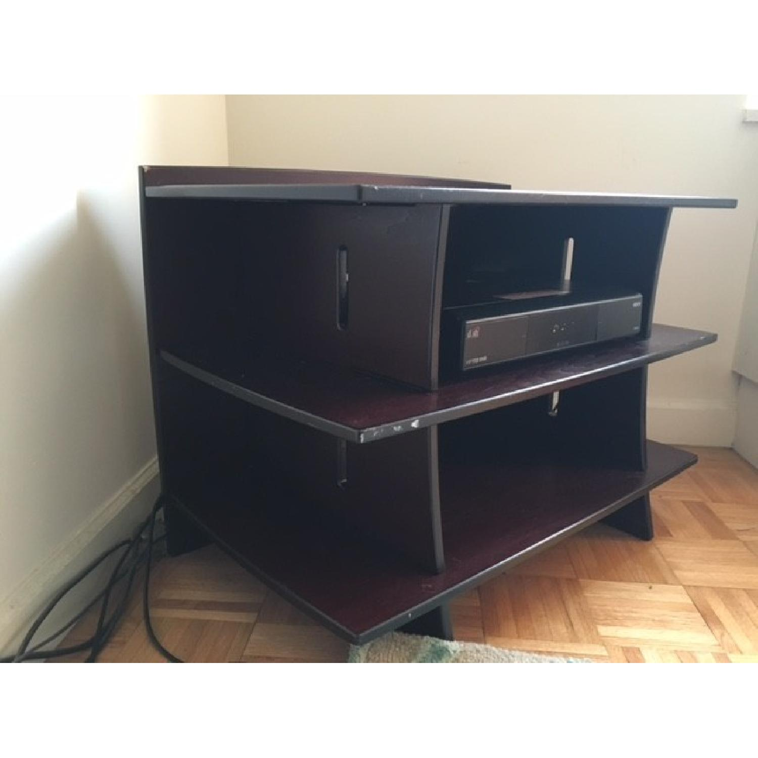 Pier 1 Collapsible TV Stand - image-2