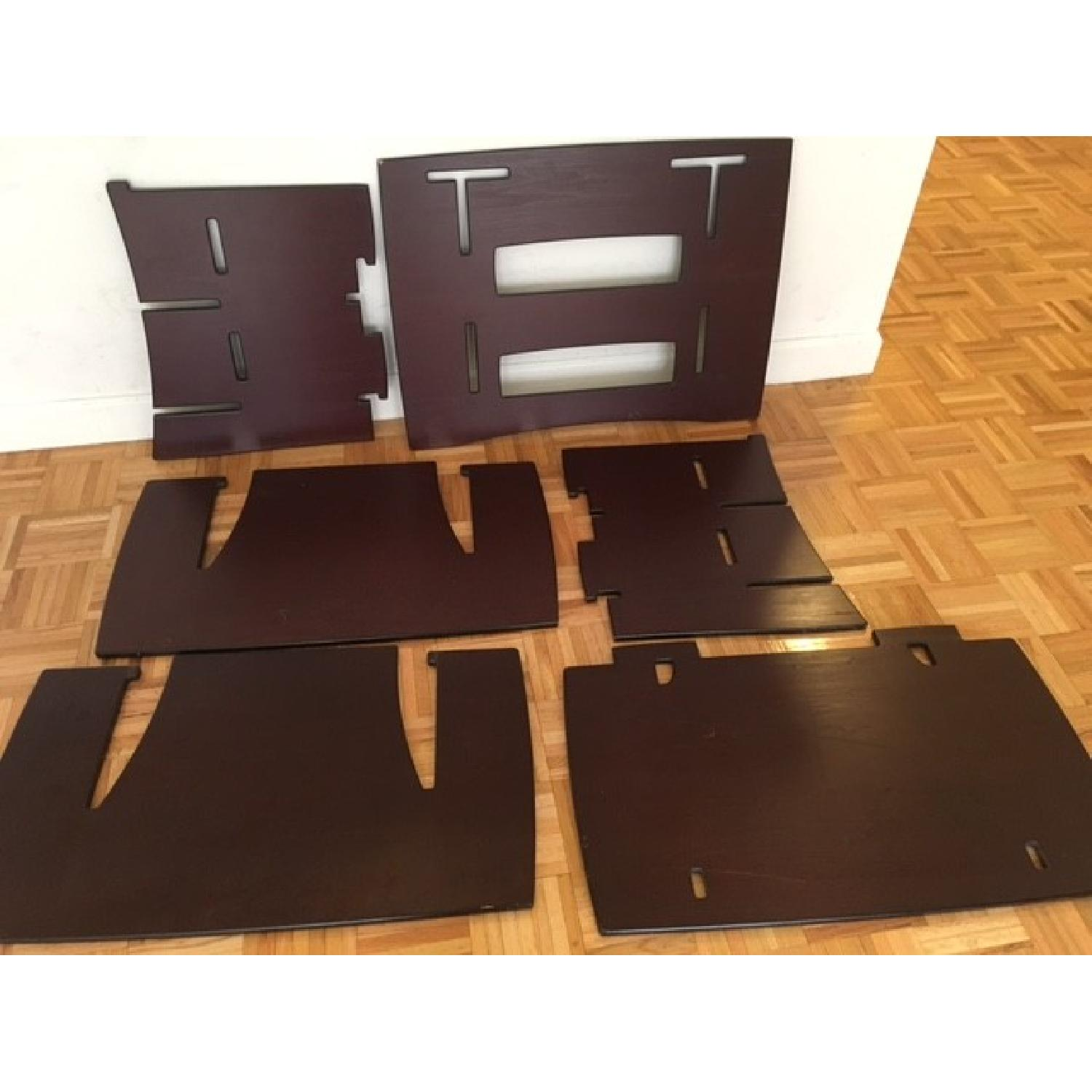 Pier 1 Collapsible TV Stand - image-5