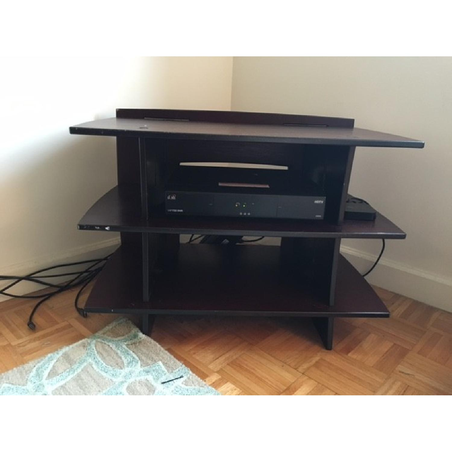 Pier 1 Collapsible TV Stand - image-6