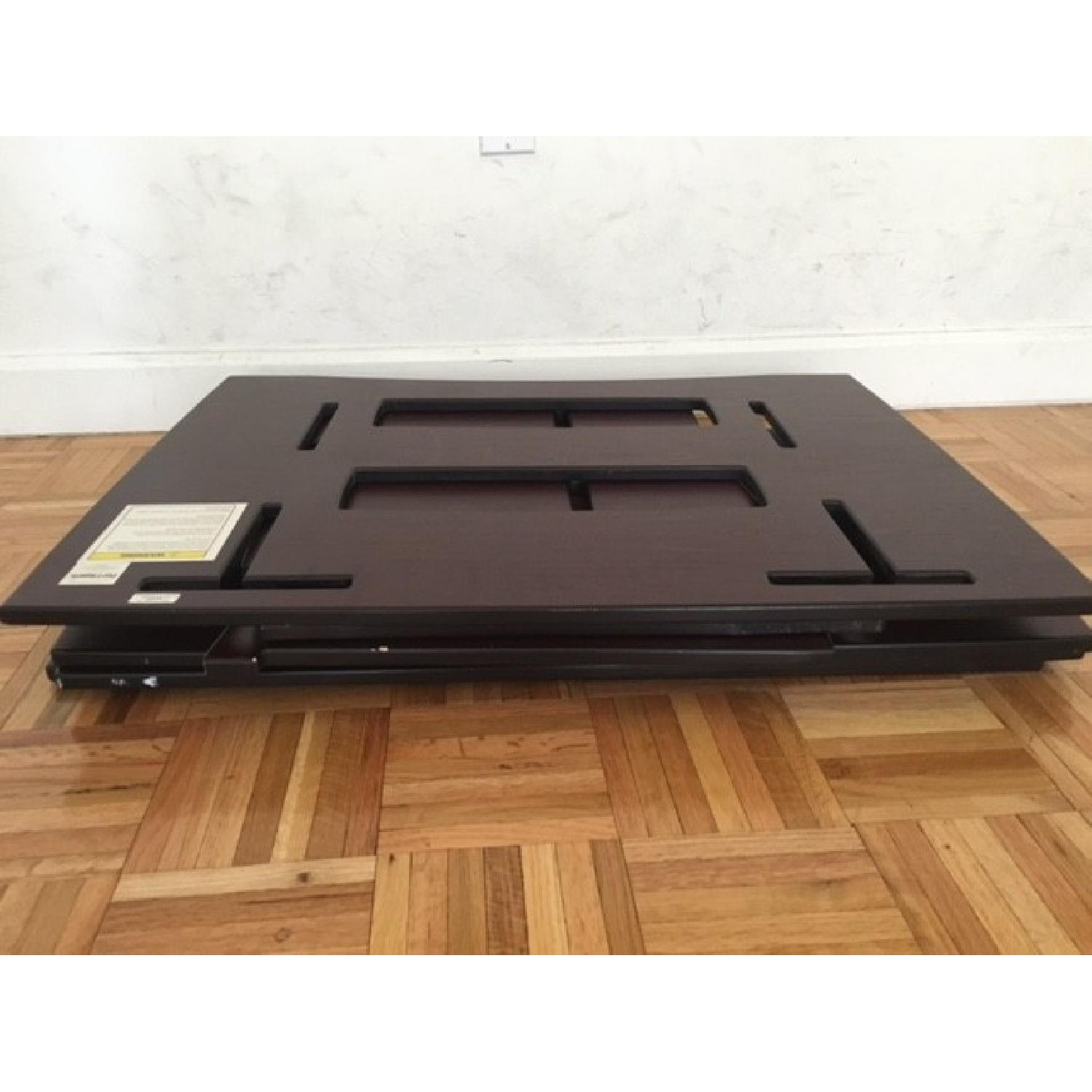 Pier 1 Collapsible TV Stand - image-7
