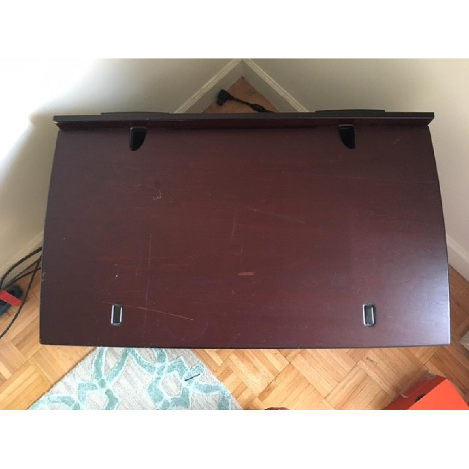 Pier 1 Collapsible TV Stand - image-8