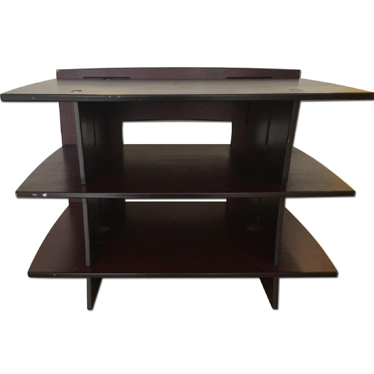 Pier 1 Collapsible TV Stand - image-0