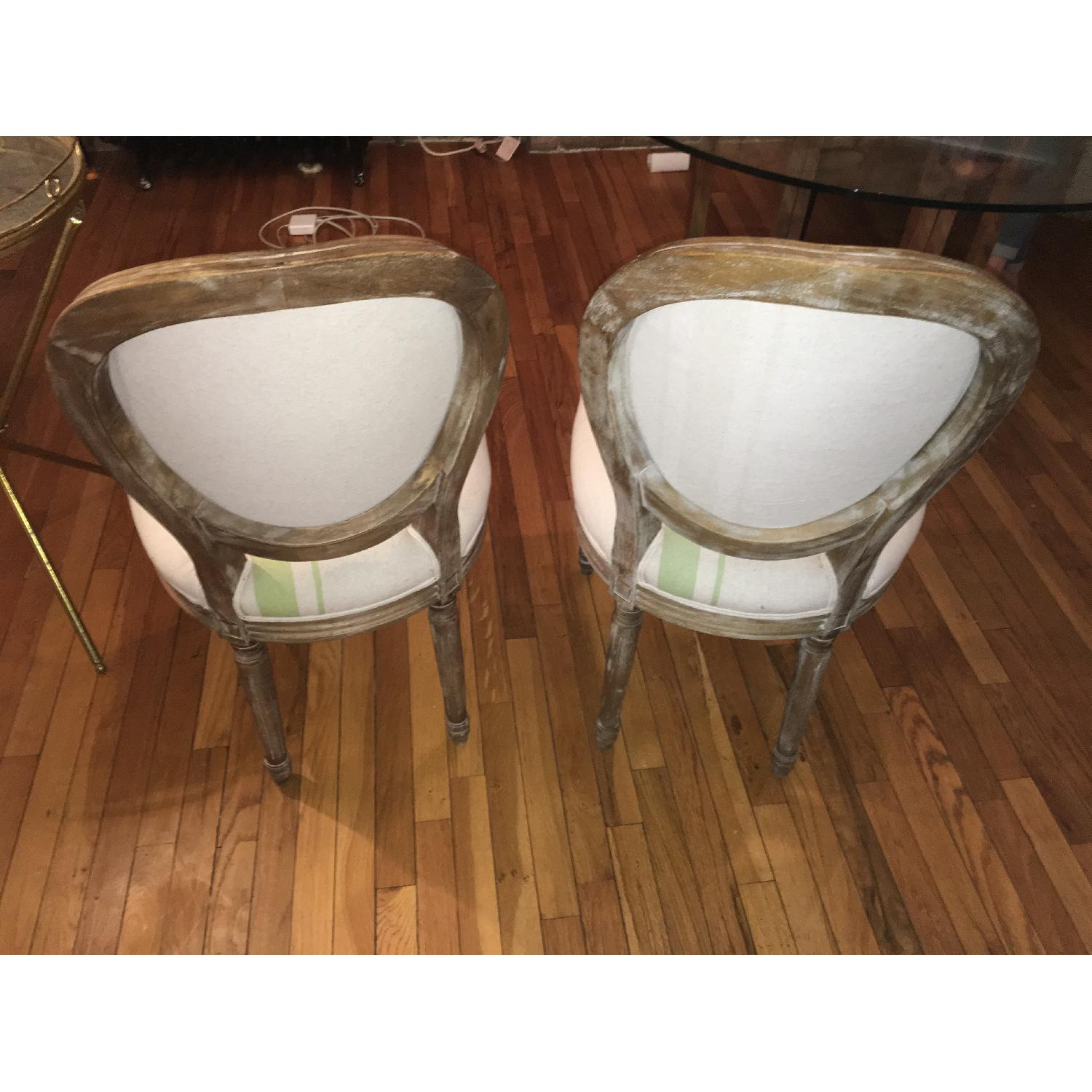 Louis XVI Boutique Design Dining Chairs - 2 Available - image-4