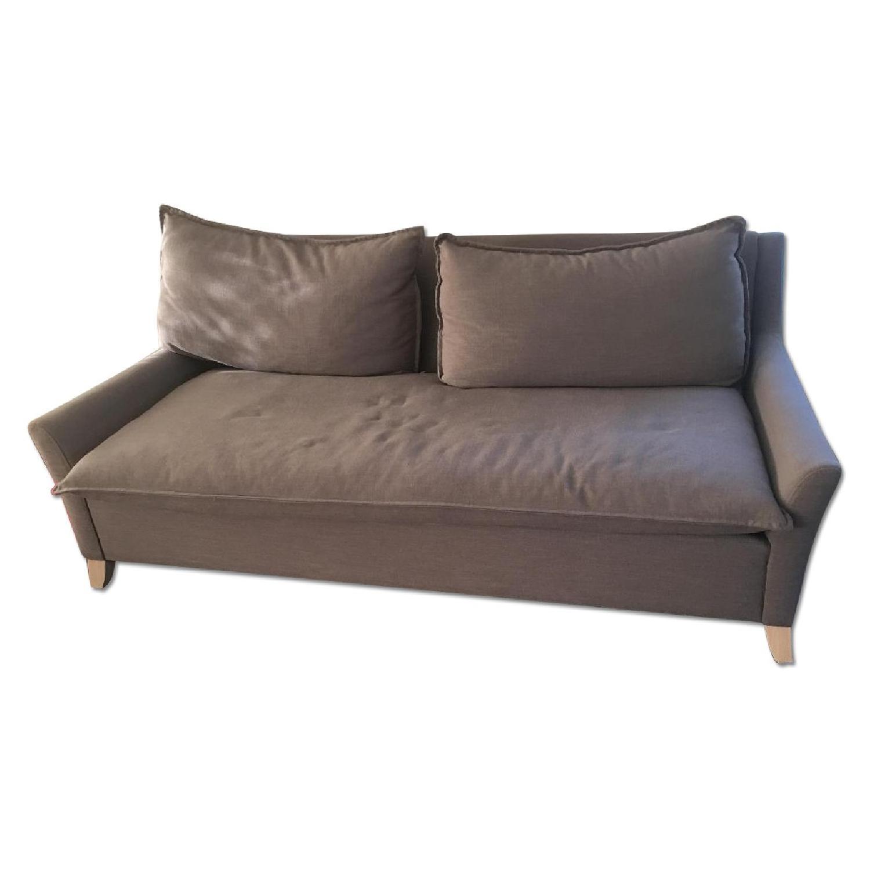 West Elm Bliss Sofa in Slate - image-0