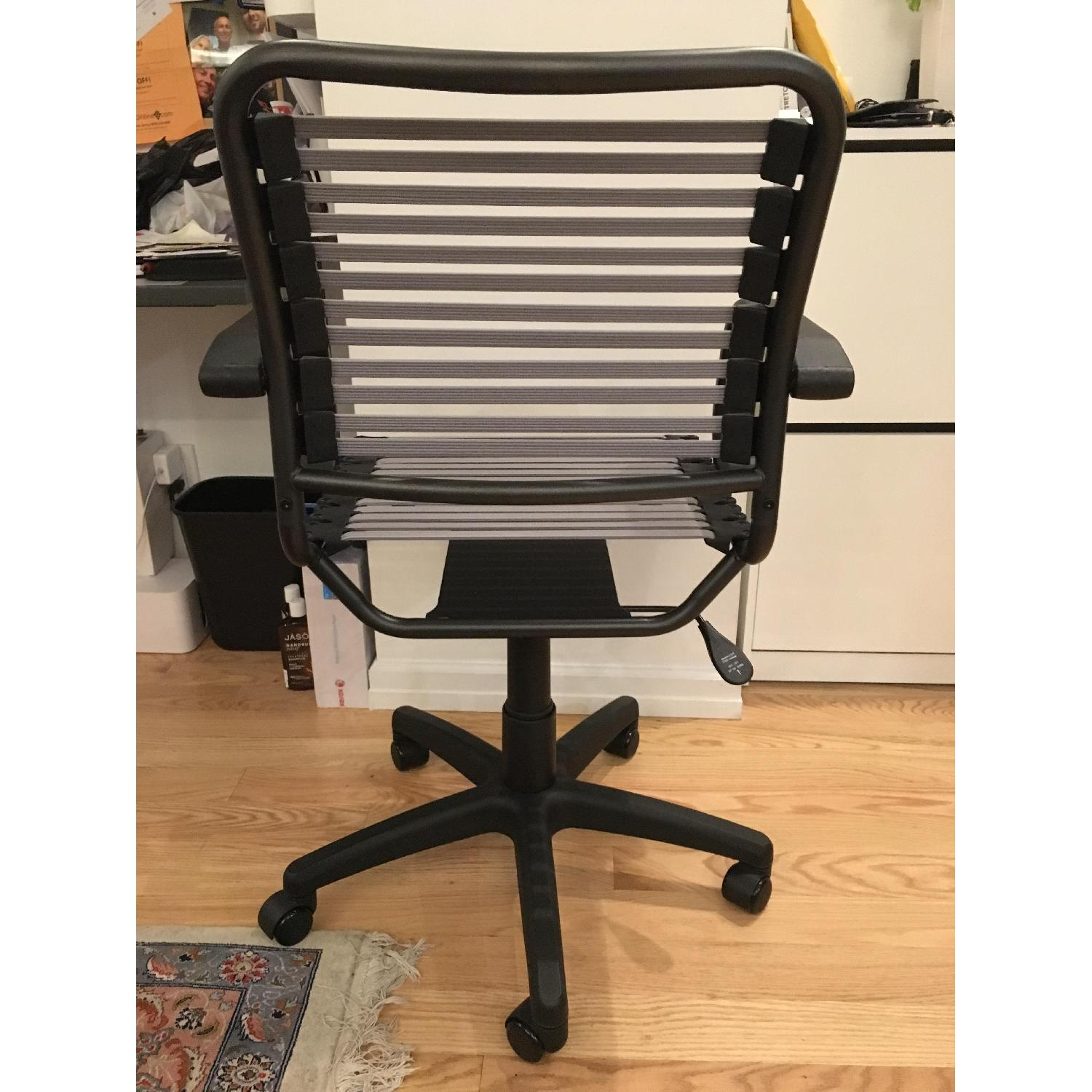 The Container Store Silver Flat Bungee Office Chair w/ Arms - image-5