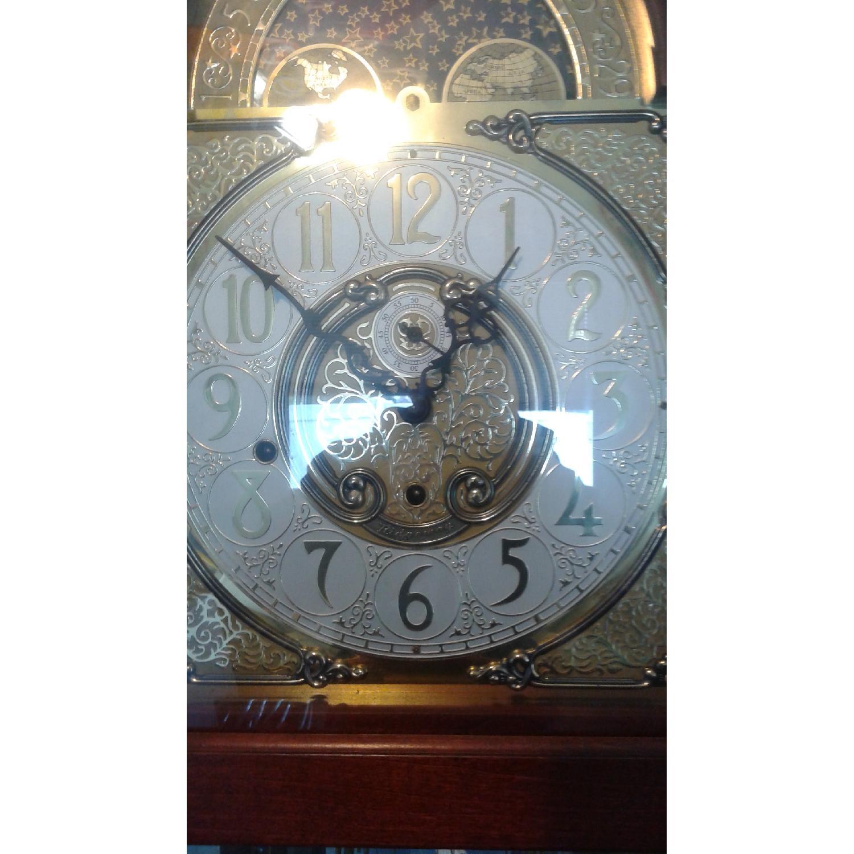 Ridgeway Clocks Rounded Curio Clock - image-2