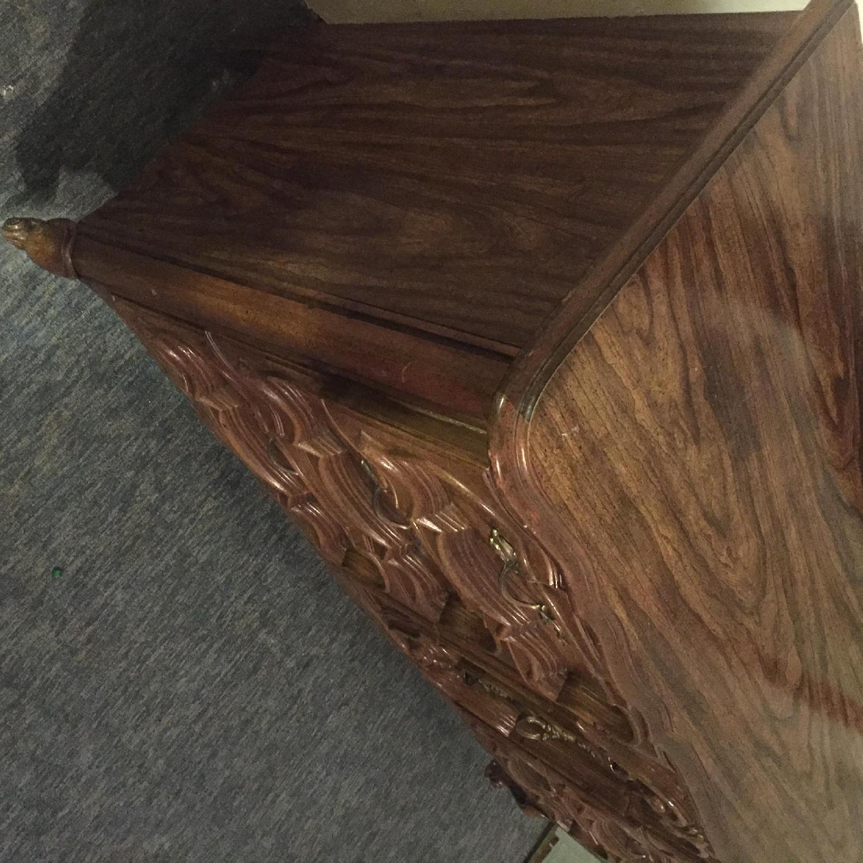 Antique Dresser w/ Mirror - image-6