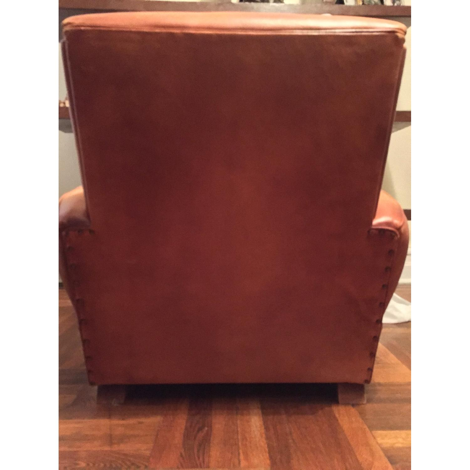 Portico Leather Club Chair - image-3