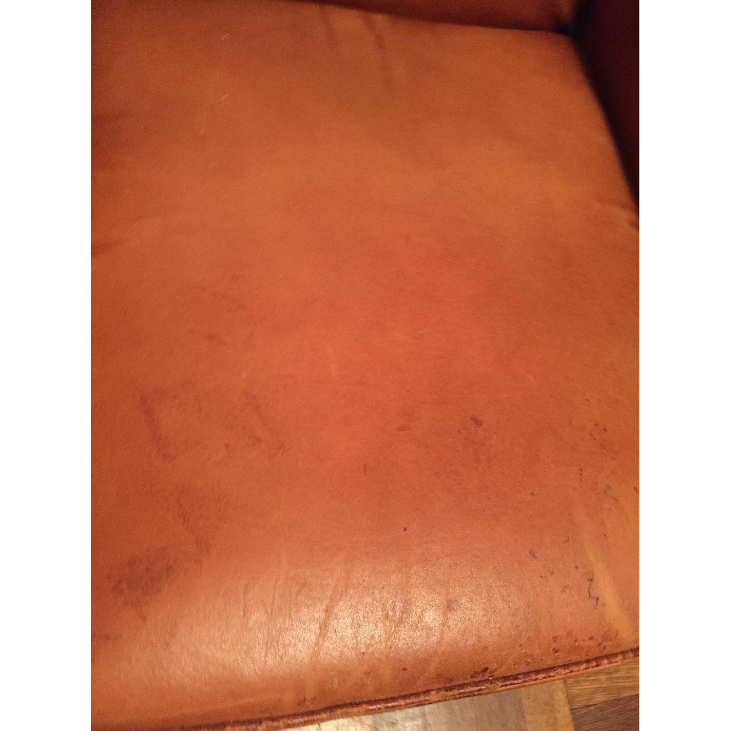 Portico Leather Club Chair - image-8