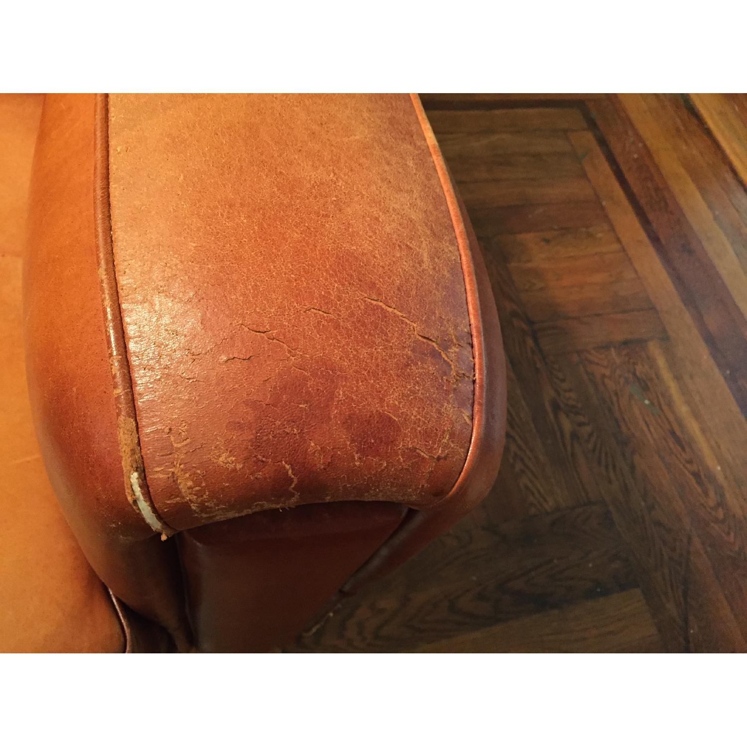 Portico Leather Club Chair - image-12