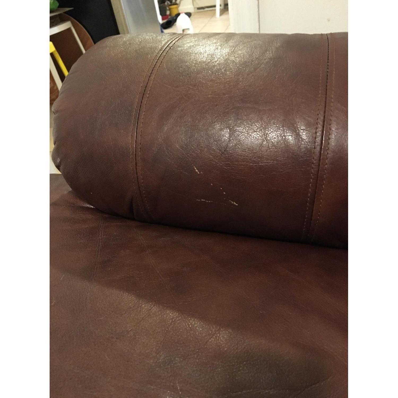Lane Furniture Brown Recliner - image-1