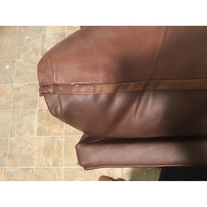 Lane Furniture Brown Recliner - image-3