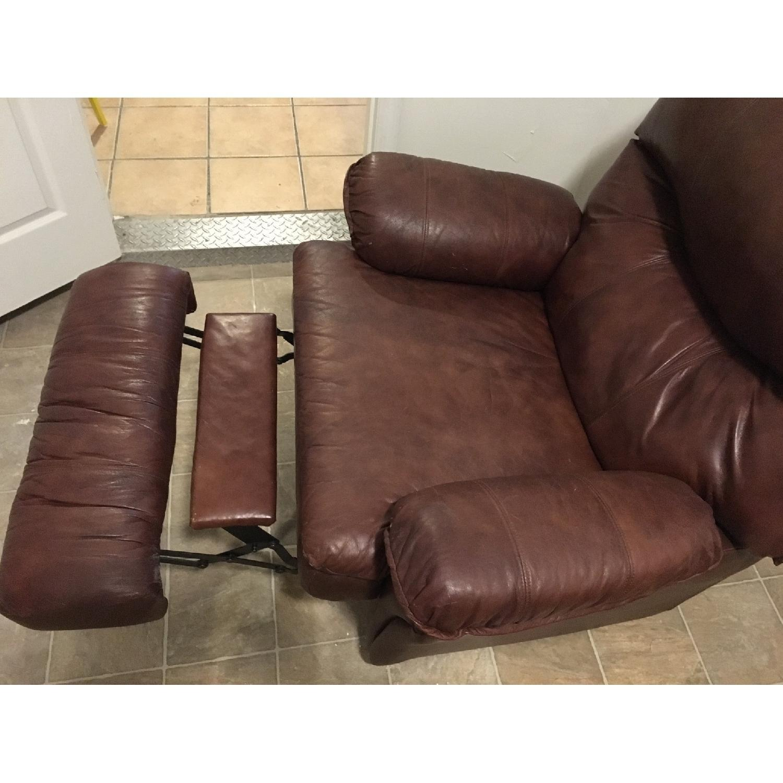 Lane Furniture Brown Recliner - image-4