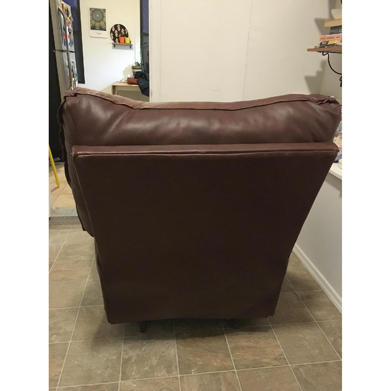 Lane Furniture Brown Recliner - image-7