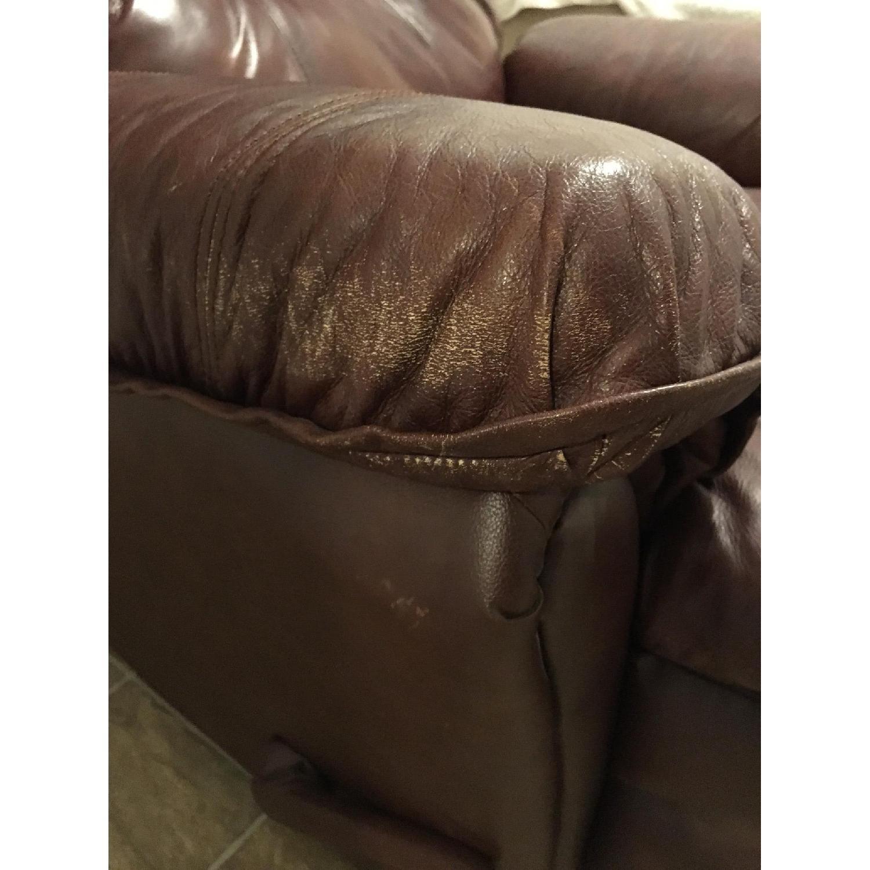Lane Furniture Brown Recliner - image-11