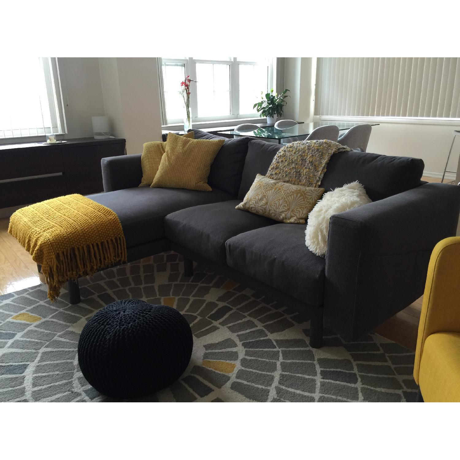 Ikea Sectional Couch - image-1