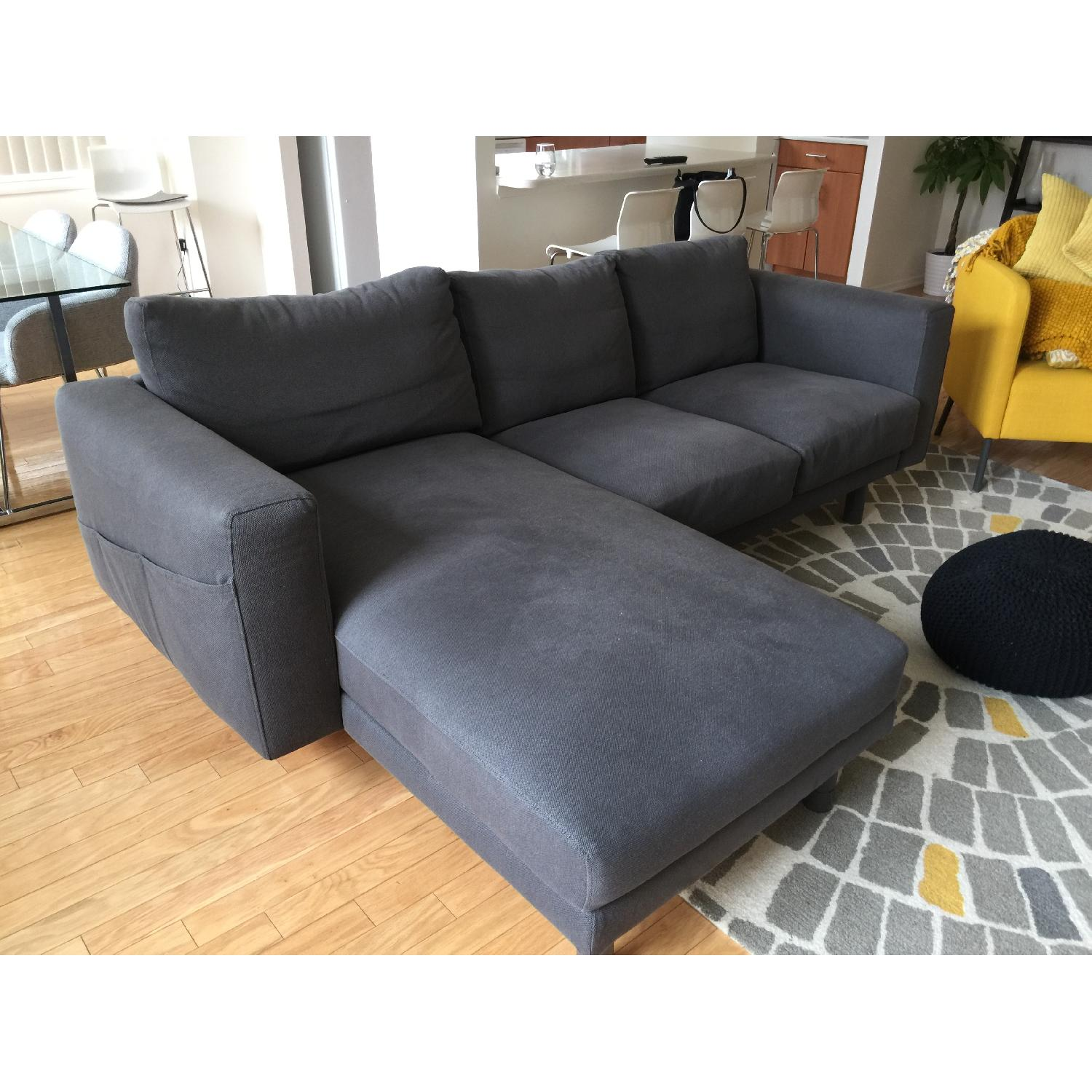 Ikea Sectional Couch - image-3