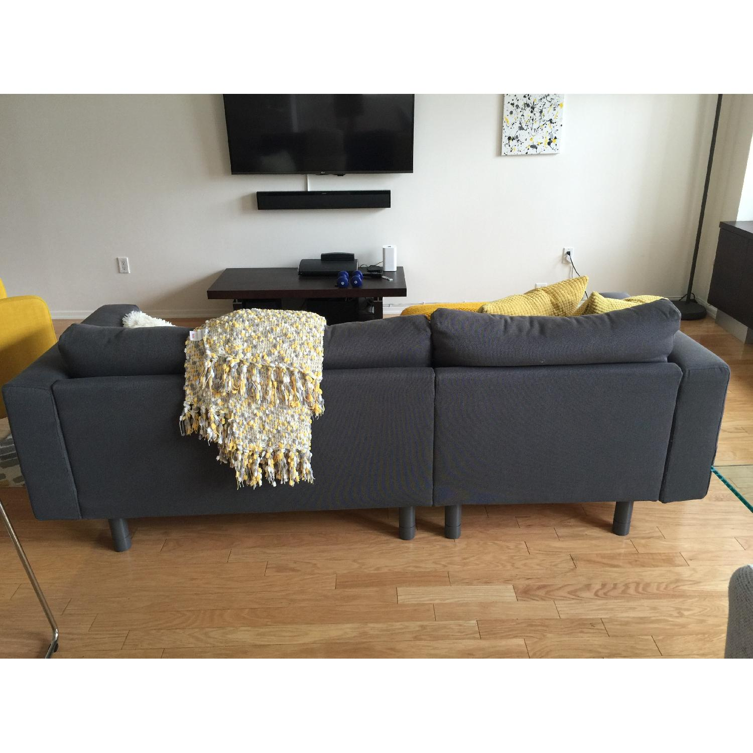 Ikea Sectional Couch - image-4